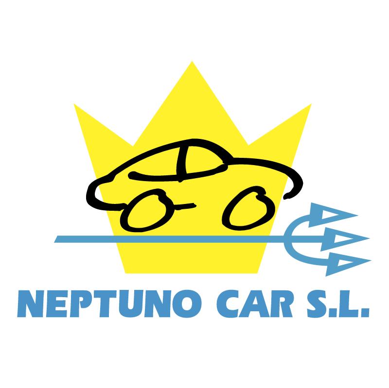 Neptuno Car vector