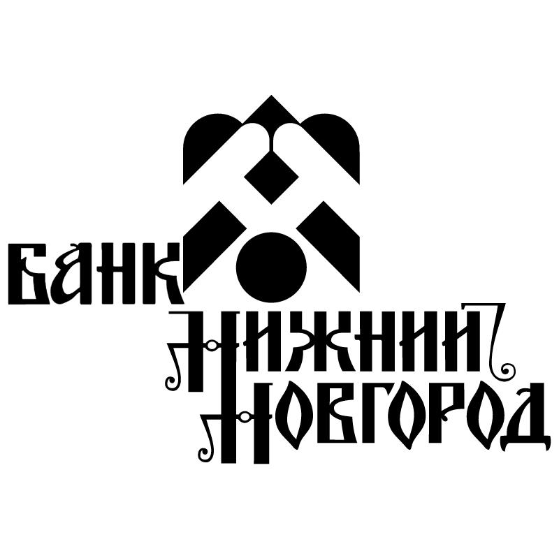 Nizhny Novgorod Bank vector