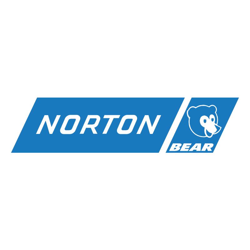 Norton Bear vector