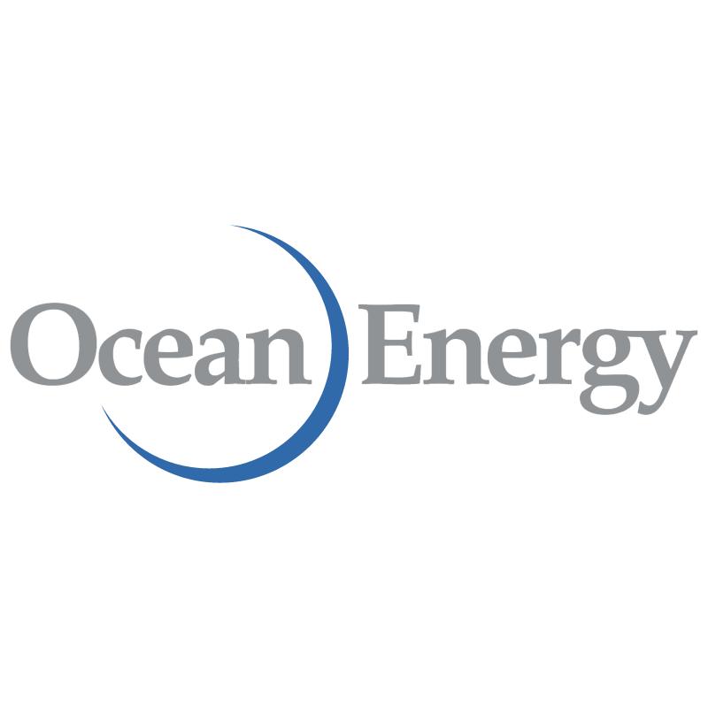 Ocean Energy vector logo