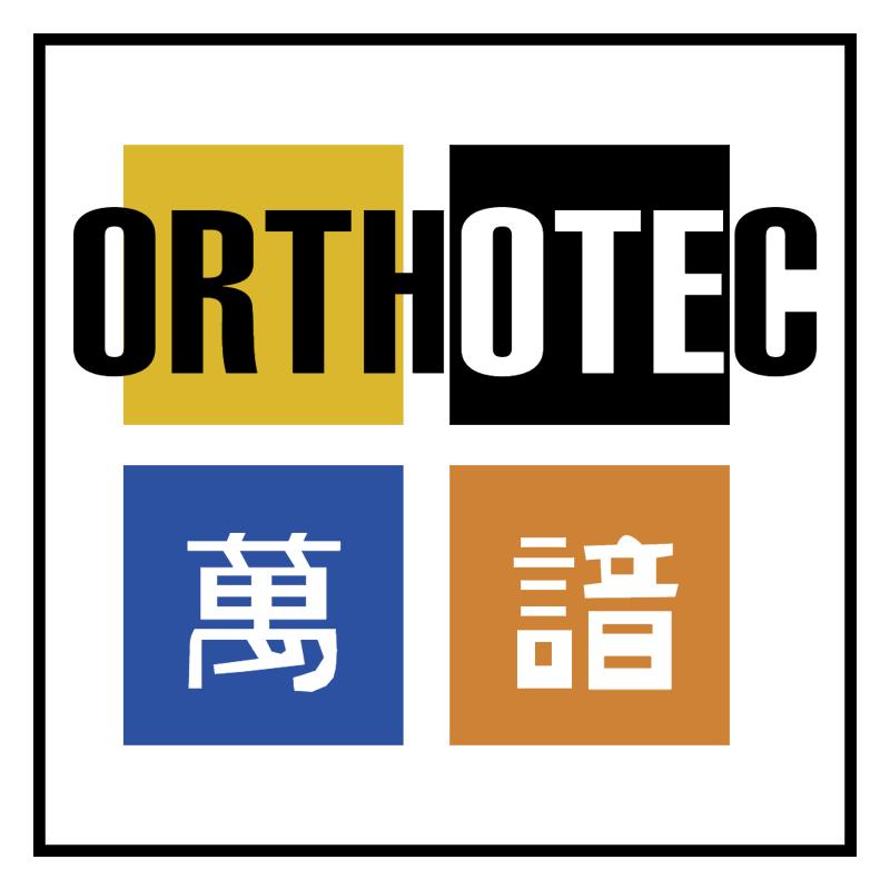 Orthotec vector logo