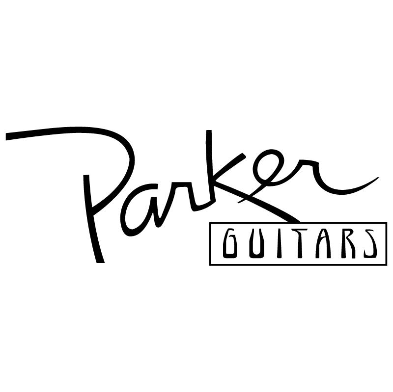 Parker Guitars vector