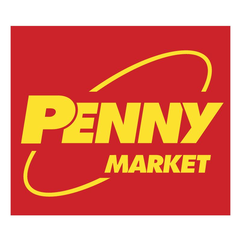 Penny Market vector