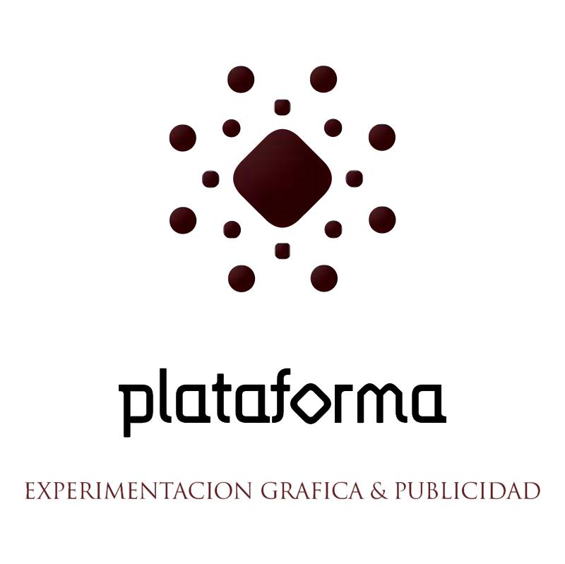 Plataforma vector