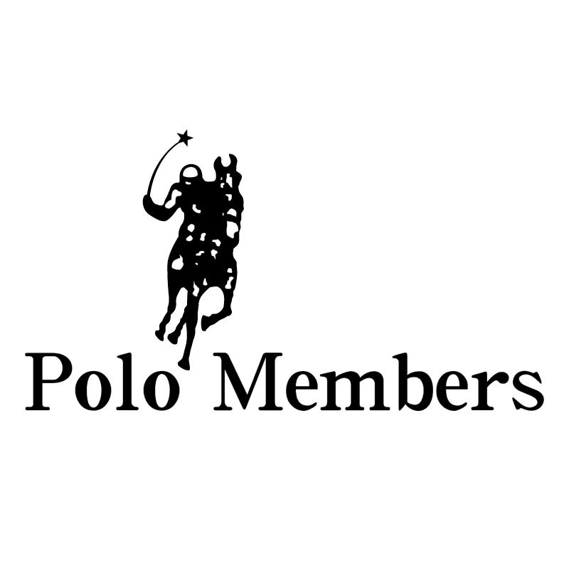 Polo Members vector