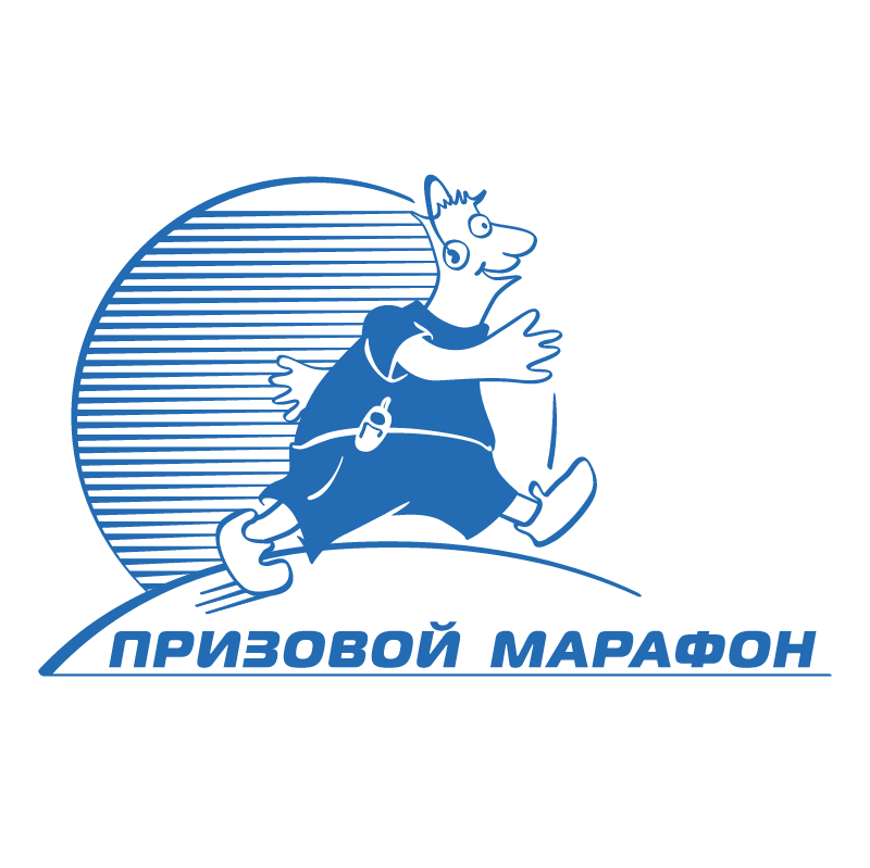 Prizovoj Maraphon vector
