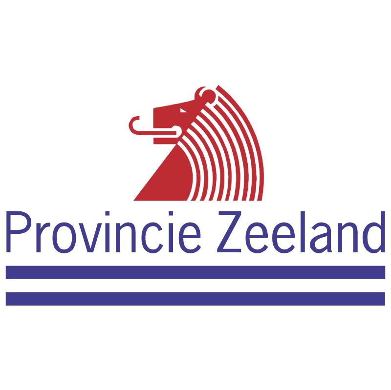 Provincie Zeeland vector