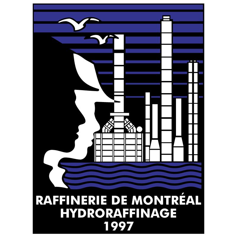 Raffinerie de Montreal vector logo