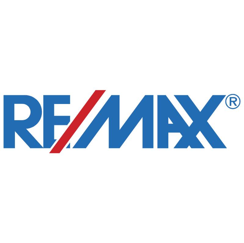 RE MAX vector logo