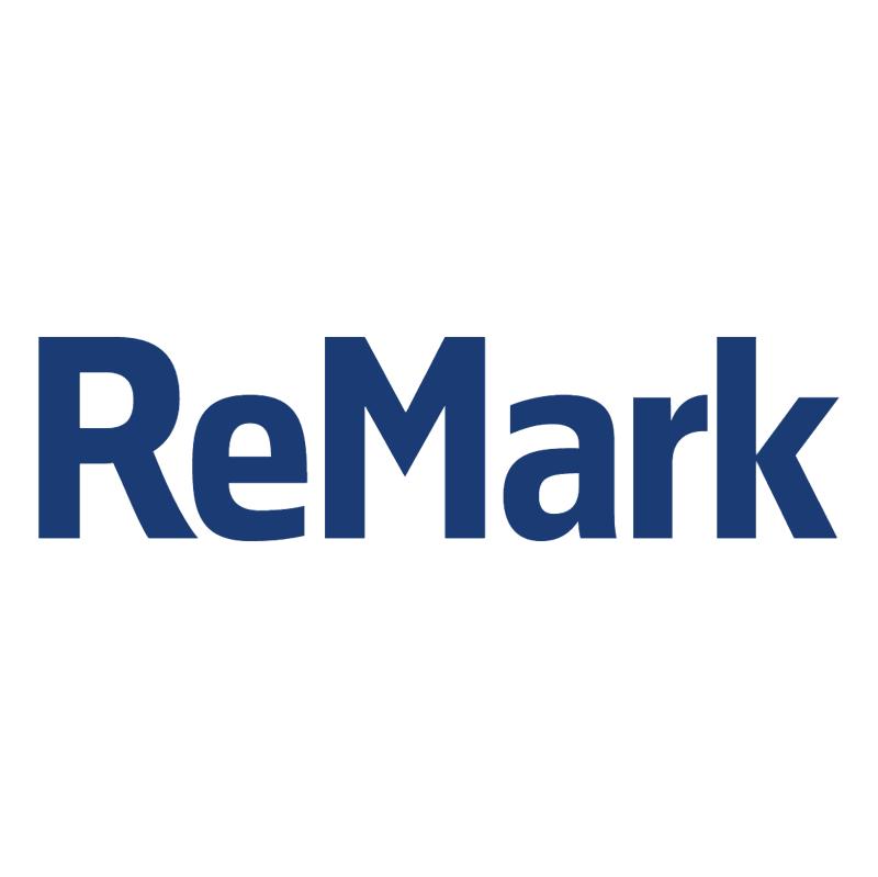 ReMark vector logo