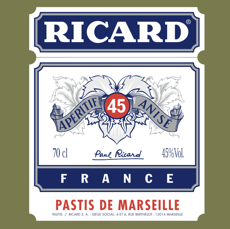 Ricard vector