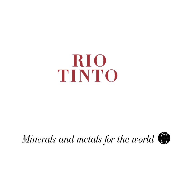 Rio Tinto vector