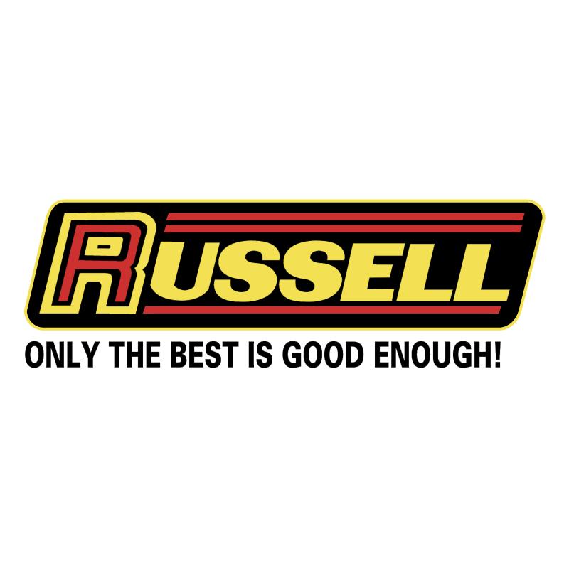 Russell vector logo