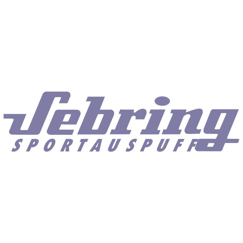 Sebring vector