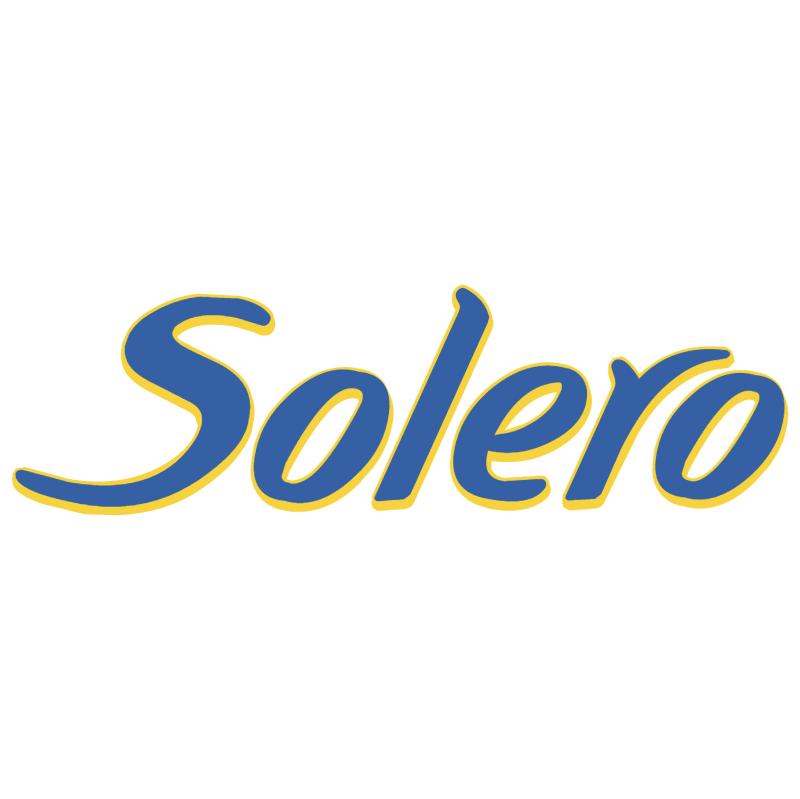 Solero vector logo