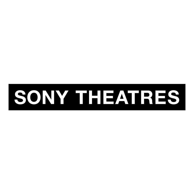 Sony Theatres vector