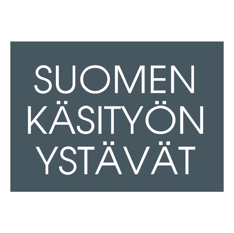Suomen Kasityon Ystavat vector