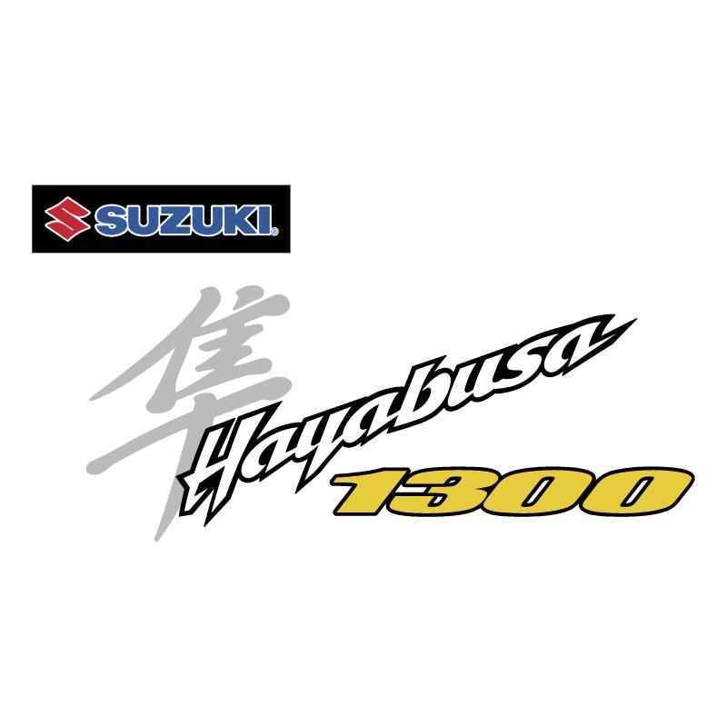 Suzuki Hayabusa 1300 vector
