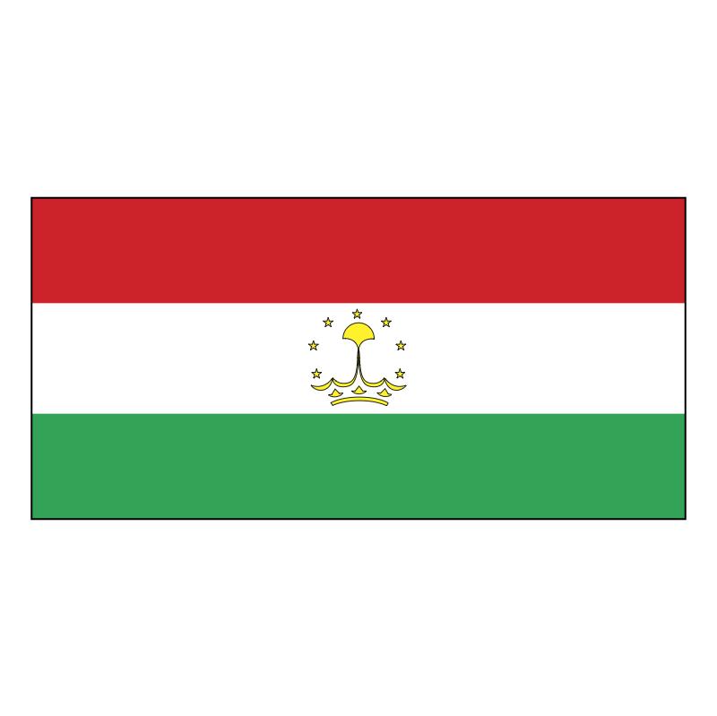 Tajikistan vector