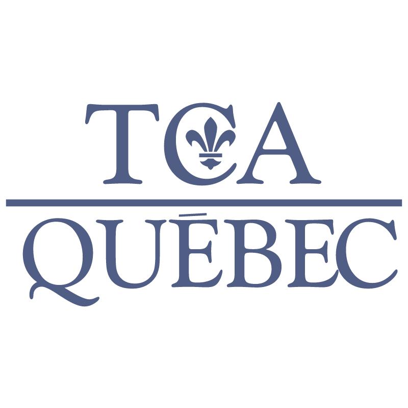 TCA Quebec vector