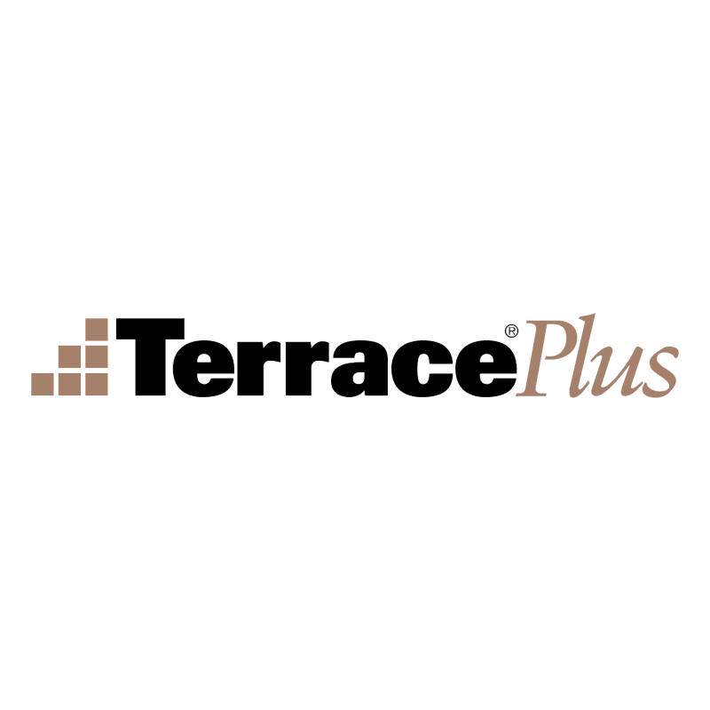 Terrace Plus vector