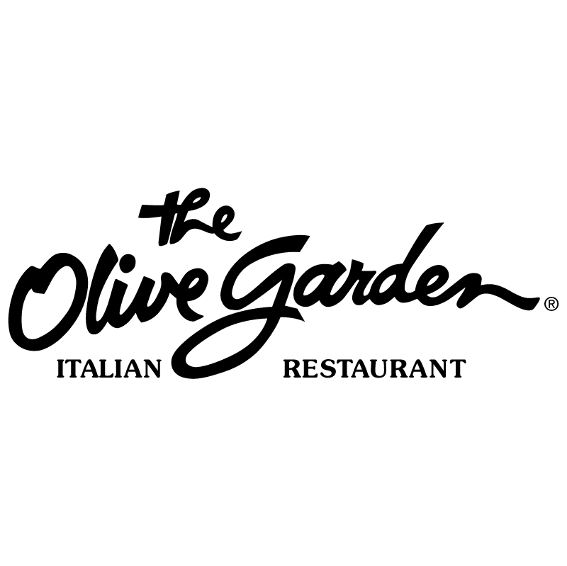 The Olive Garden vector