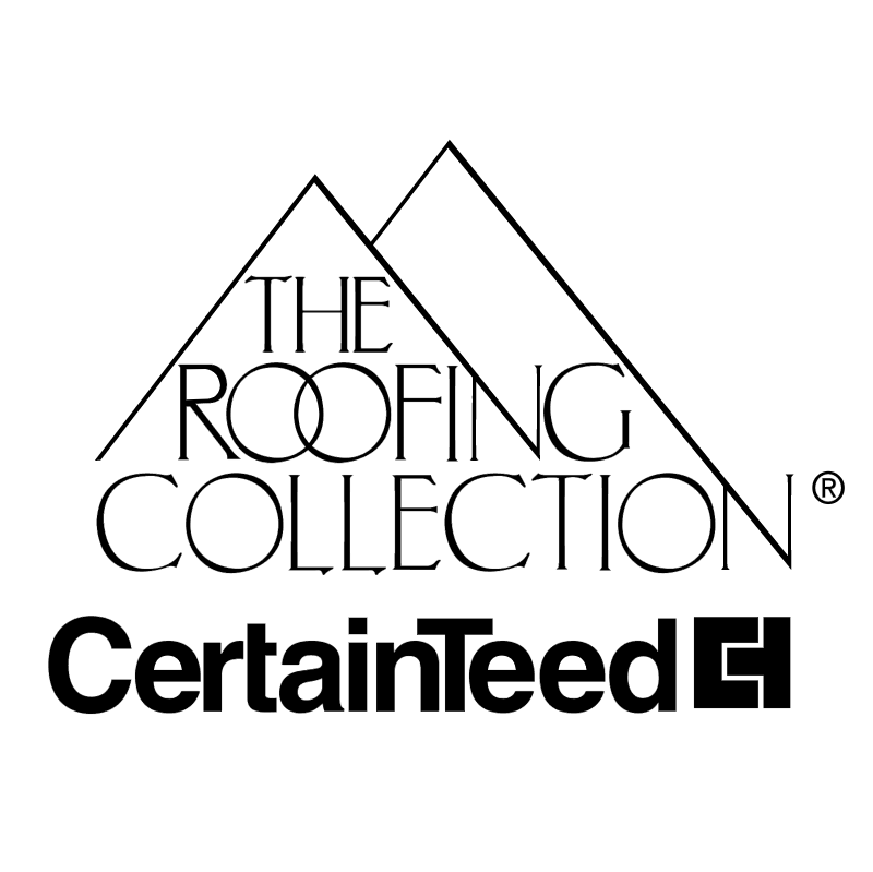 The Roofing Collection vector logo