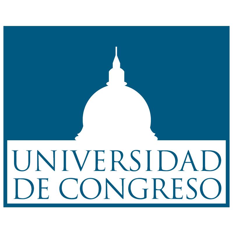Universidad de Congreso vector