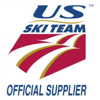 US Ski Team official Supplier vector
