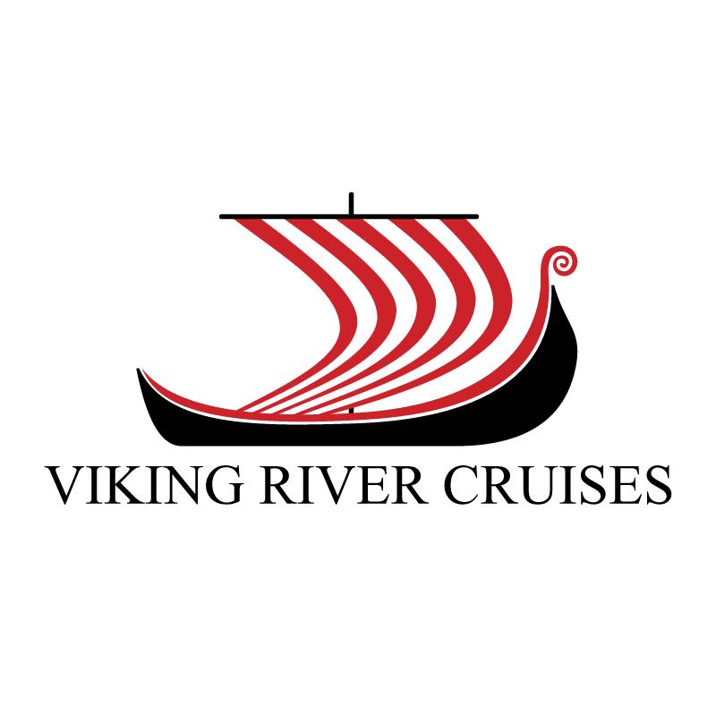 Viking River Cruises vector