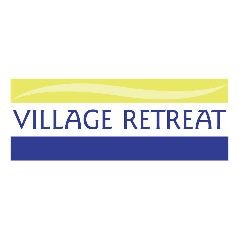Village Retreat vector