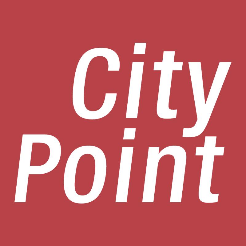 Vodafone Citypoint vector logo