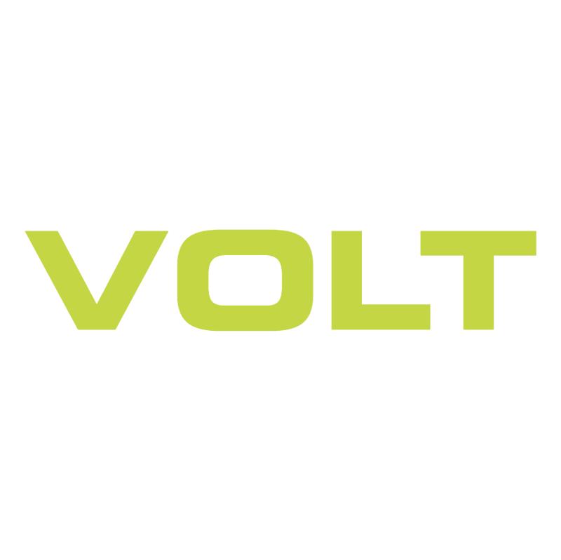 Volt vector logo