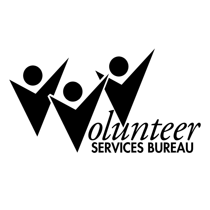 Volunteer Services Bureau vector