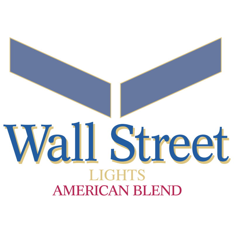 Wall Street Lights vector