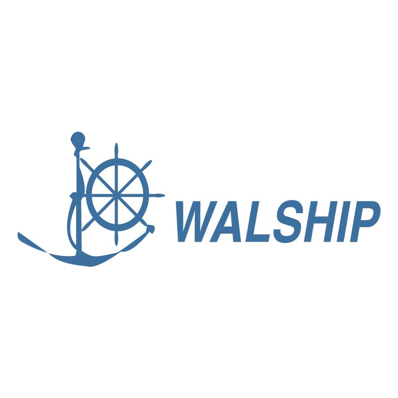 Walship vector logo
