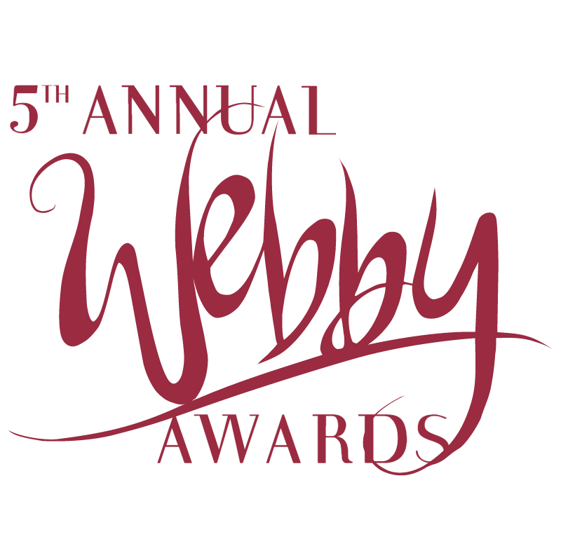 Webby Awards vector