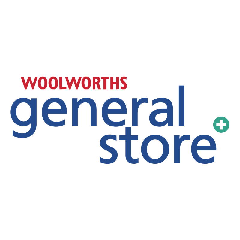 Woolworths General Store vector