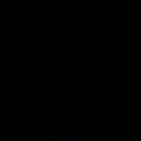 Clock mini vector