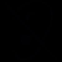 Silent, IOS 7 interface symbol vector