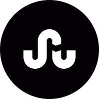 StumbleUpon Button vector