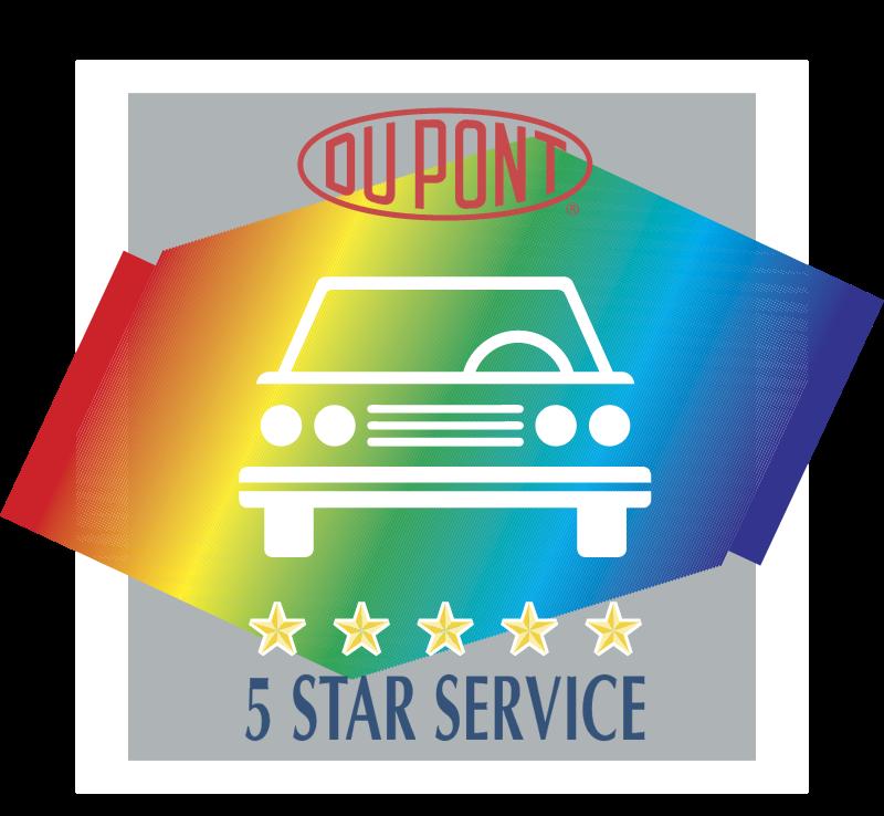 5 Star Service vector