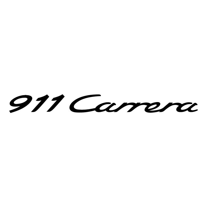 911 Carrera vector