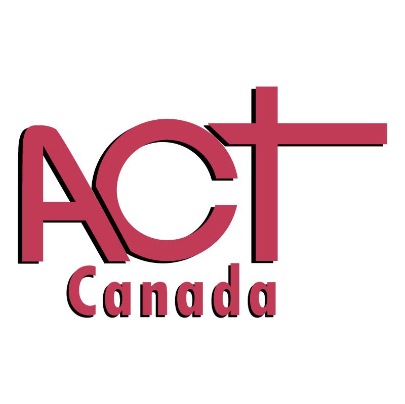Act Canada vector