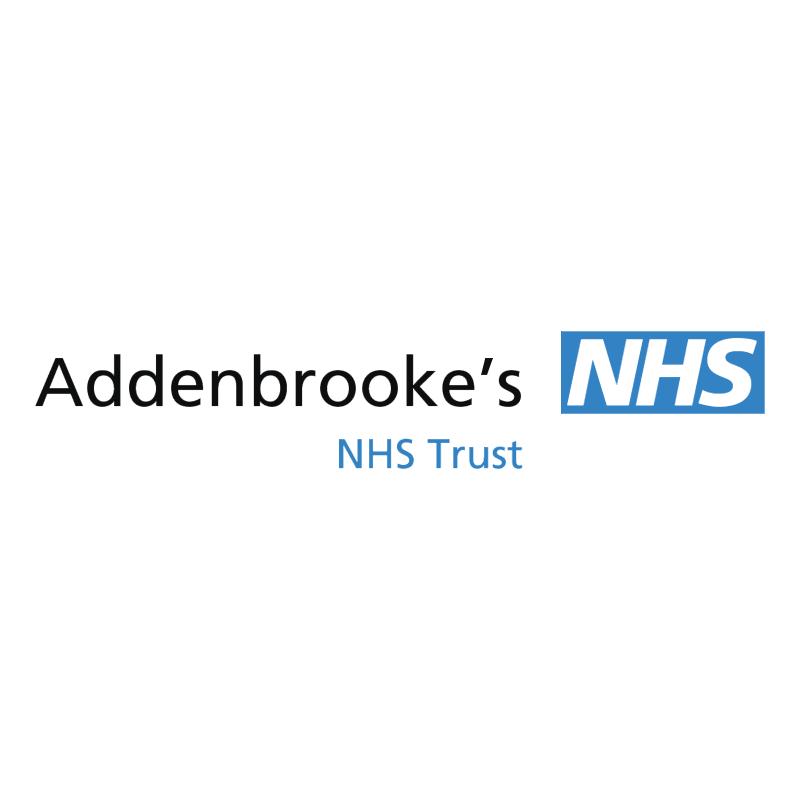 Addenbrooke's NHS 50968 vector