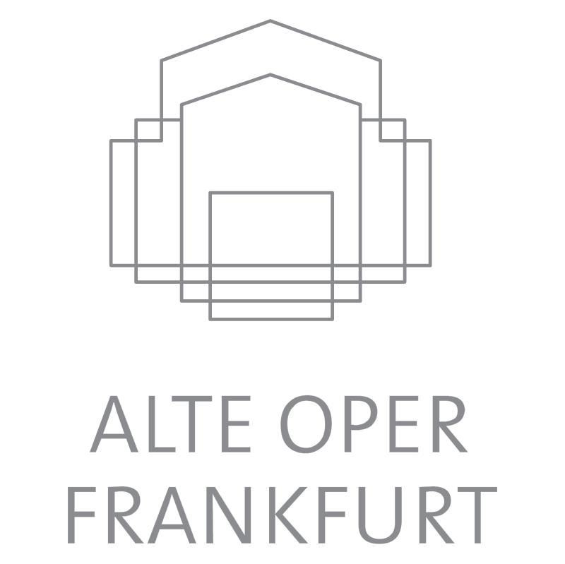 Alte Oper Frankfurt 20046 vector