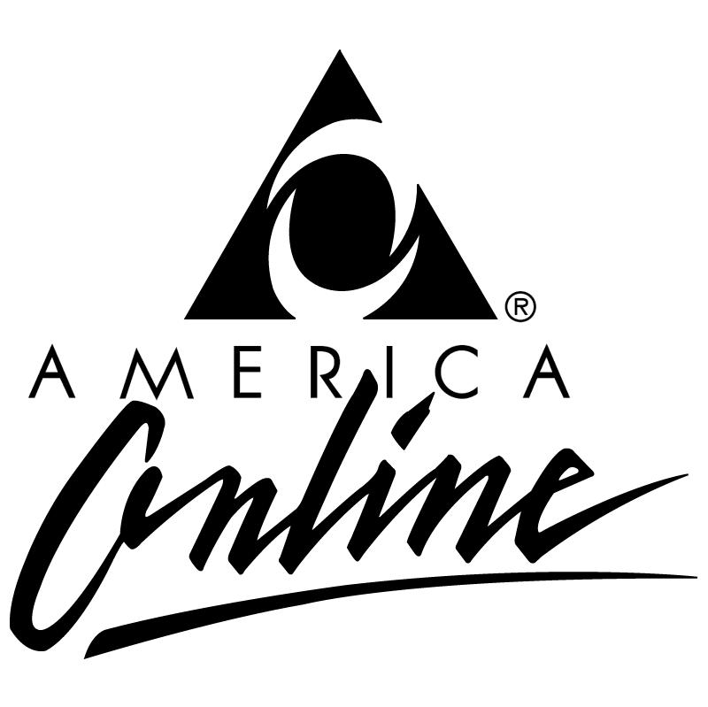 America Online 629 vector