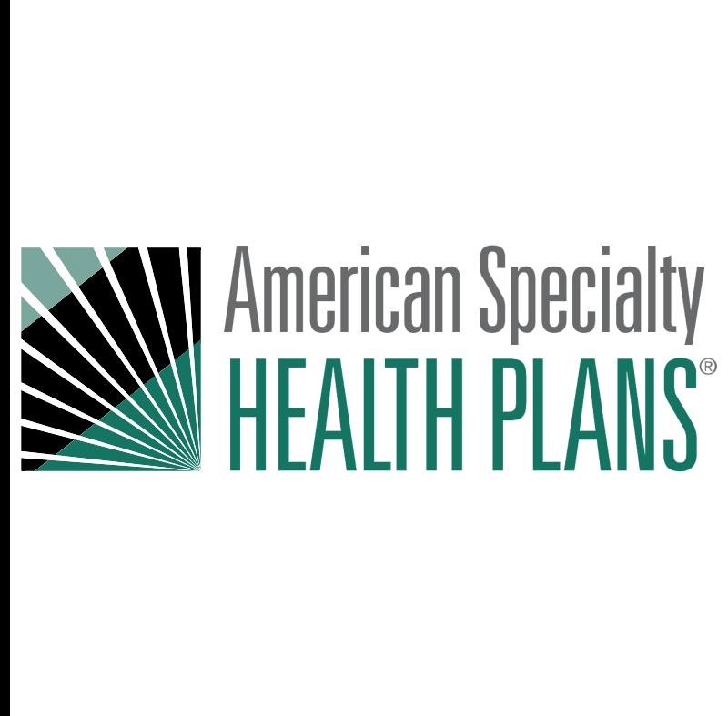 American Specialty Health Plans vector
