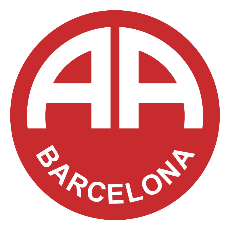 Associacao Atletica Barcelona de Uruguaiana RS 83135 vector
