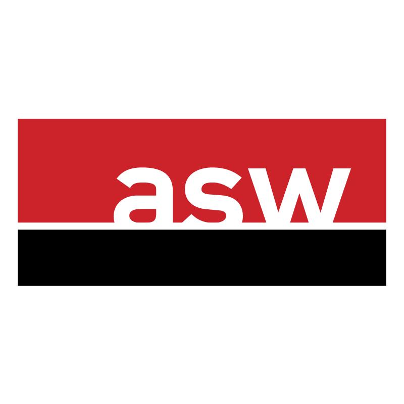 ASW vector logo
